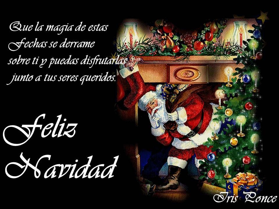 Pin de eitana en feliz navidad felices fiestas - Deseos de feliz navidad ...