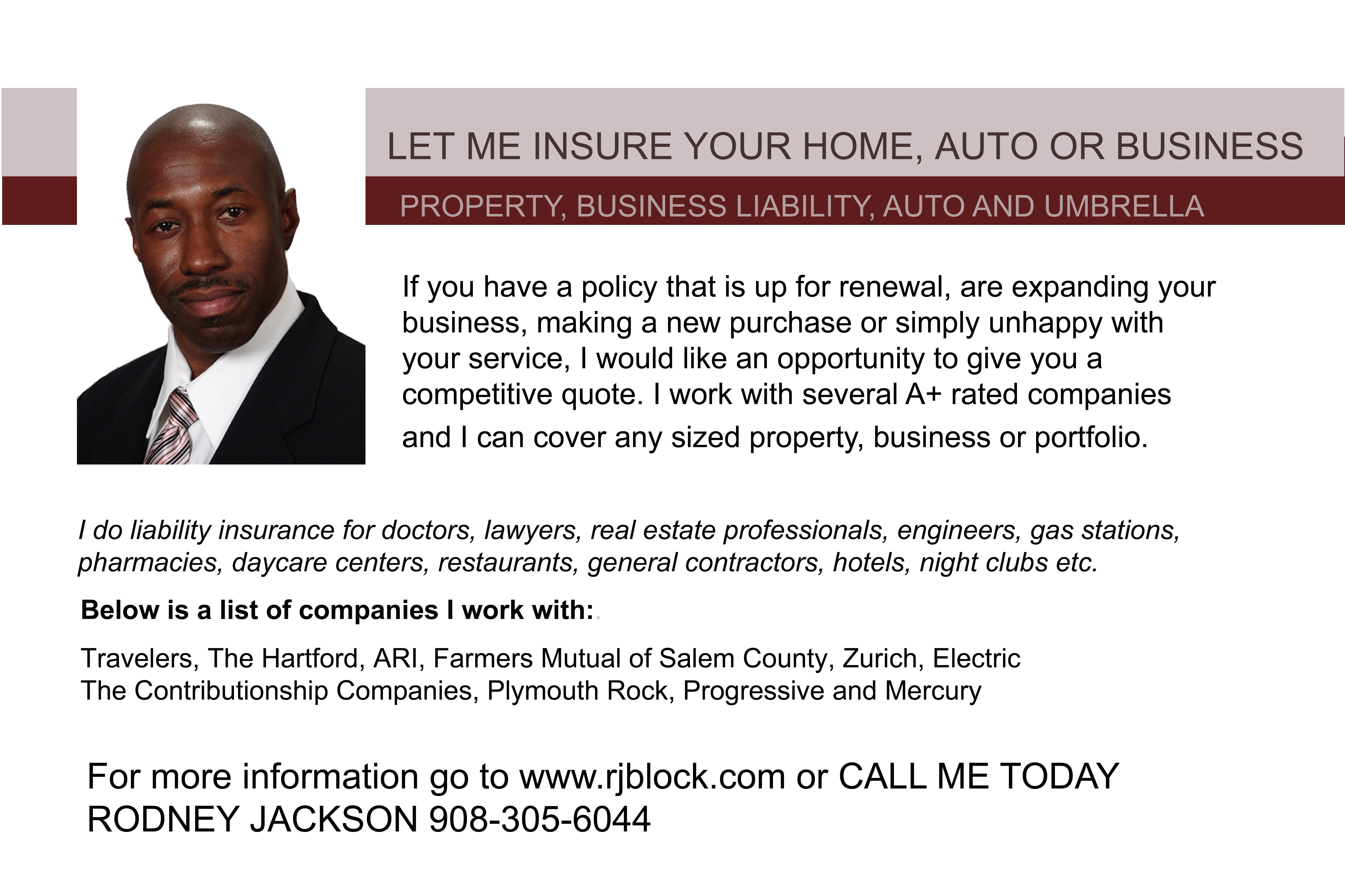 Clark nj new jersey property and casualty insurance