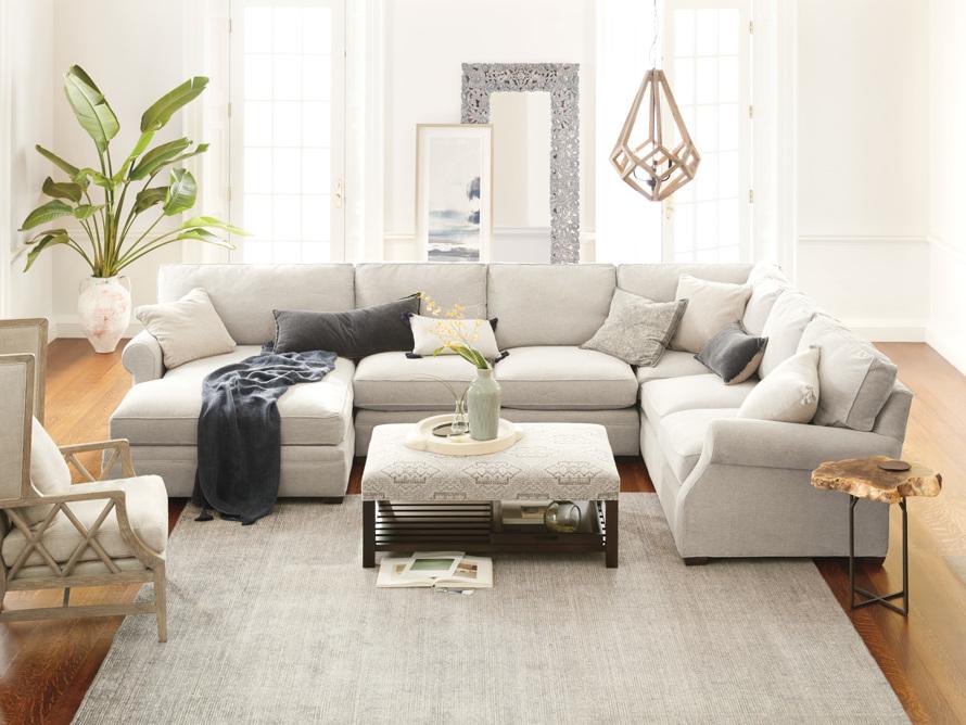 Jackson Rug in Pewter | Arhaus Furniture in 2020 (With ...