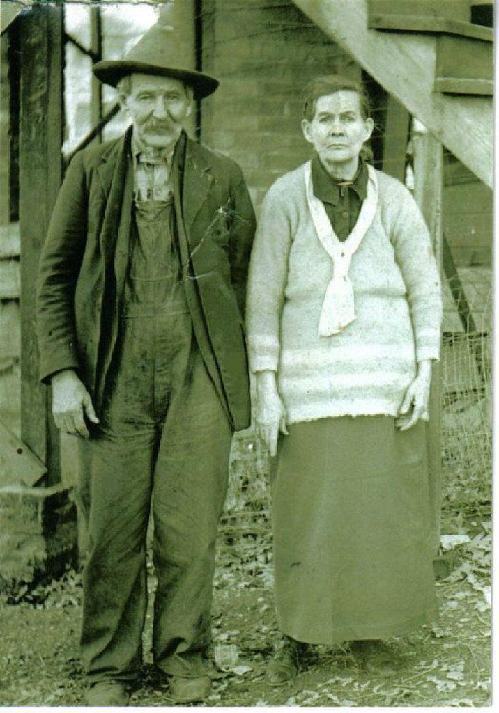 Daniel Jackson and Susannah (Bagwell) Dunn