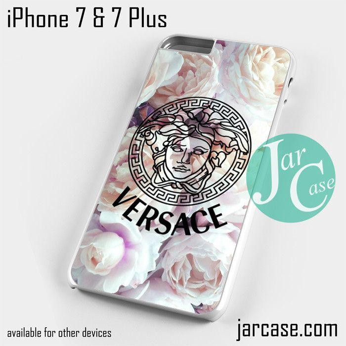 Versace Flower Arrt Phone case for iPhone 7 and 7 Plus