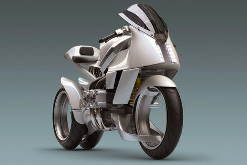 Concept Motorcycle FB R200S