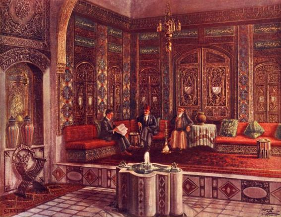 Guest Room In The Shami House Syria Syria Pinterest Syria