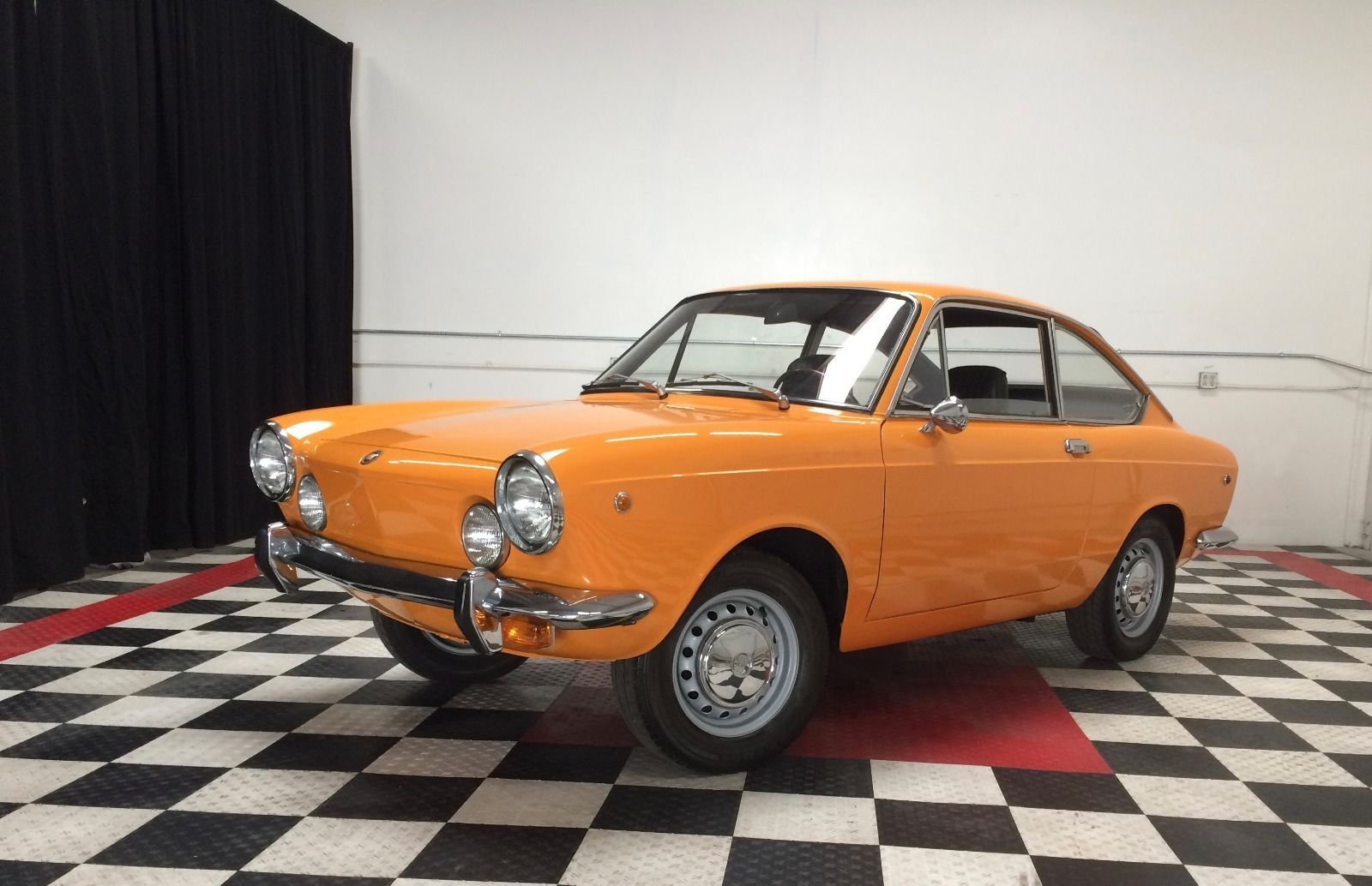 Fiat : Other Fastback Sport Coupe   Pinterest   Sports coupe, Fiat ...