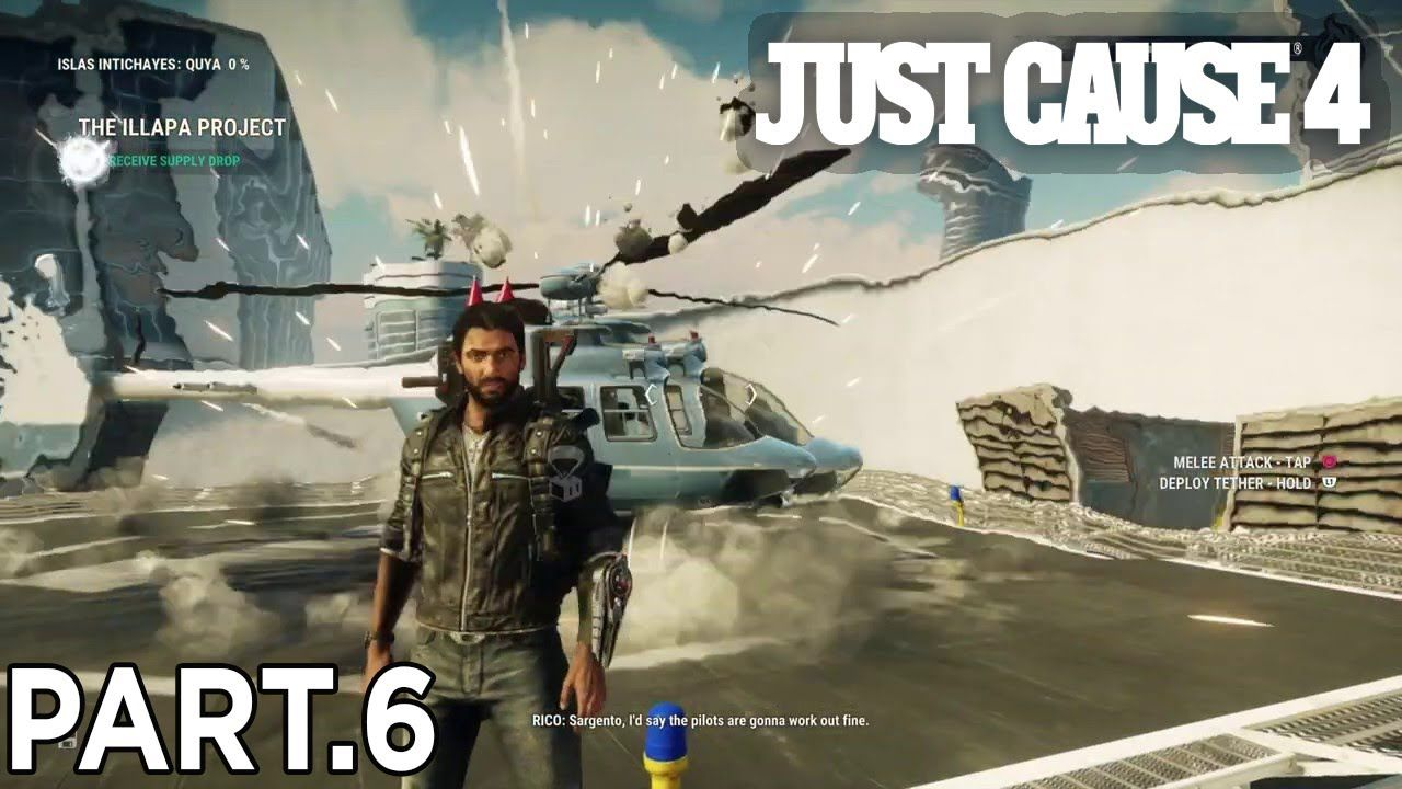 Pin On Just Cause 4