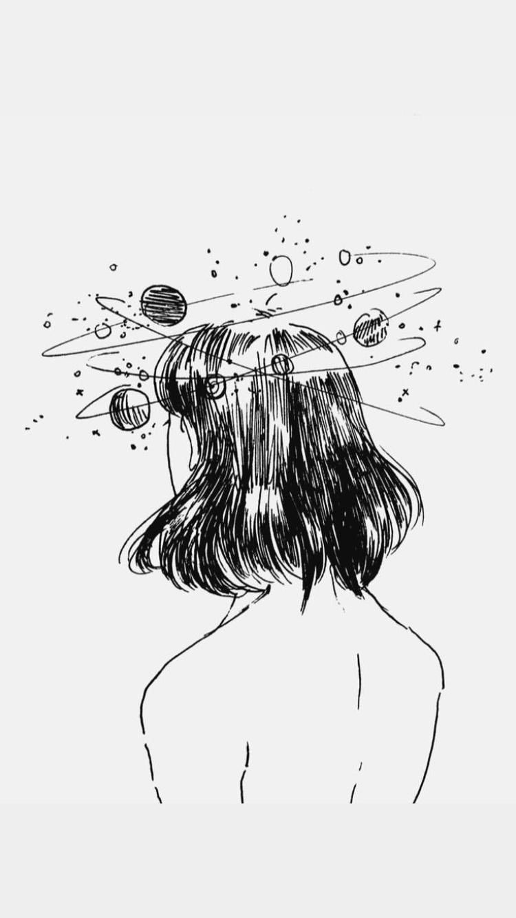 Pin De Celine Guzman En Fondos De Pantalla Dibujos Tumblr Dibujos Arte Del Bosquejo