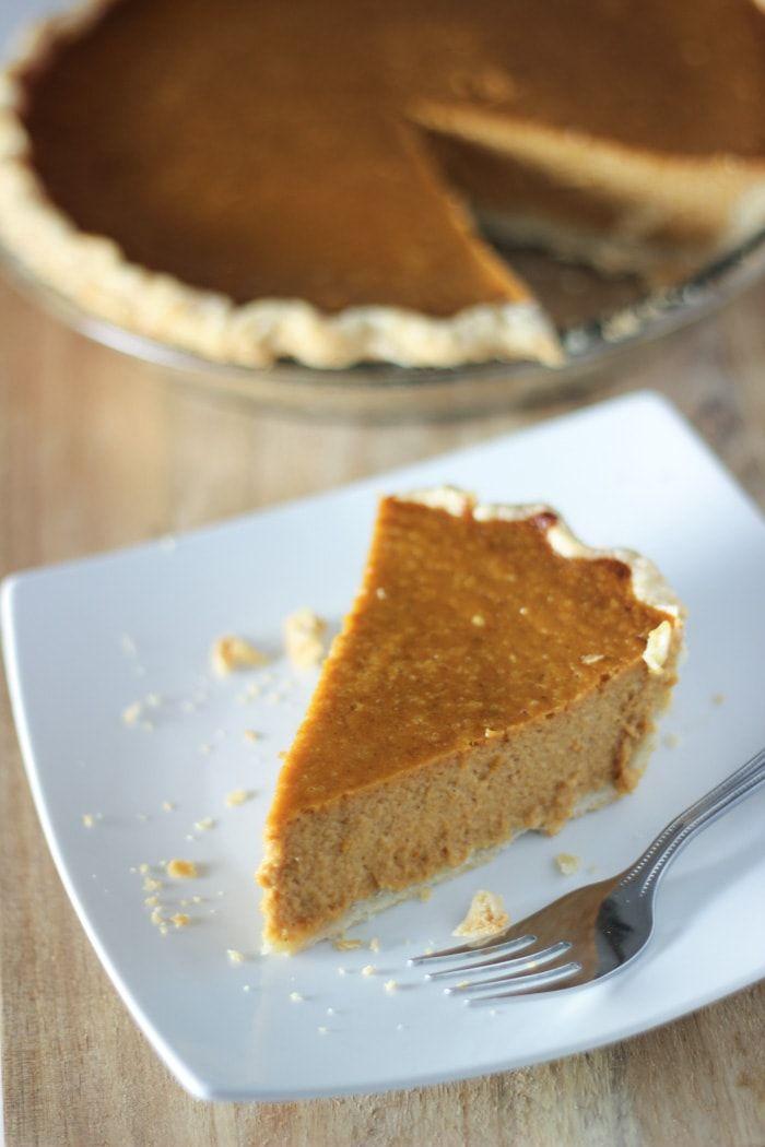 Pumpkin Pie Recipe From Scratch #pumpkinpiecookies