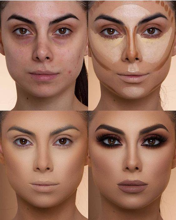 Curso de maquiagem Andreia Venturini