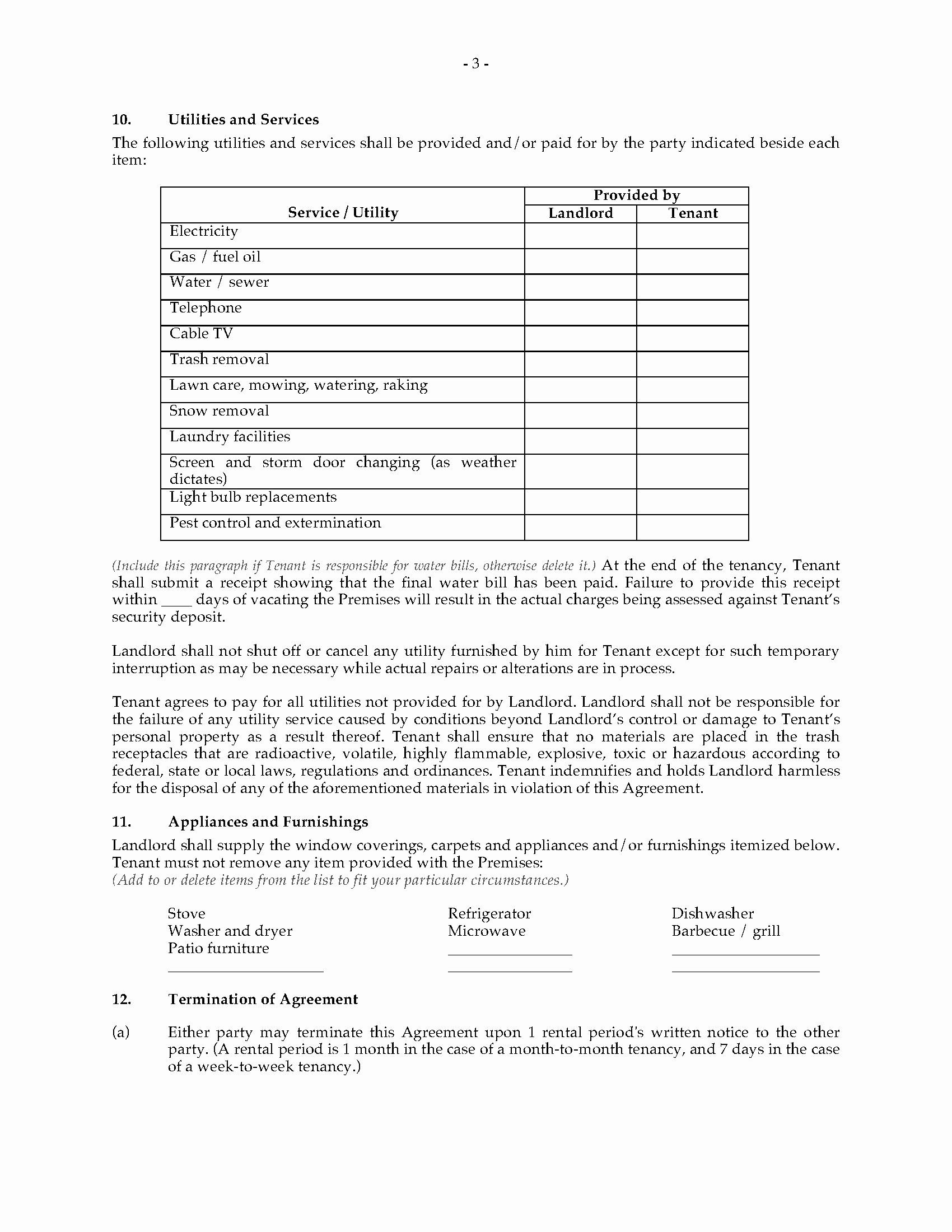 Weekly Rental Agreement Template Lovely Michigan Rental Agreement Monthly Or Weekly Rental Agreement Templates Weekly Rentals Being A Landlord