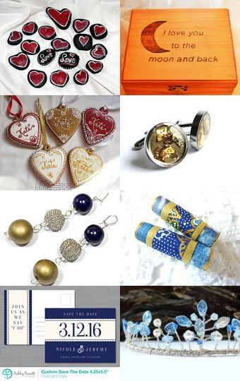 Winter+Weddings+by+Lelia+Valois+on+Etsy--Pinned+with+TreasuryPin.com