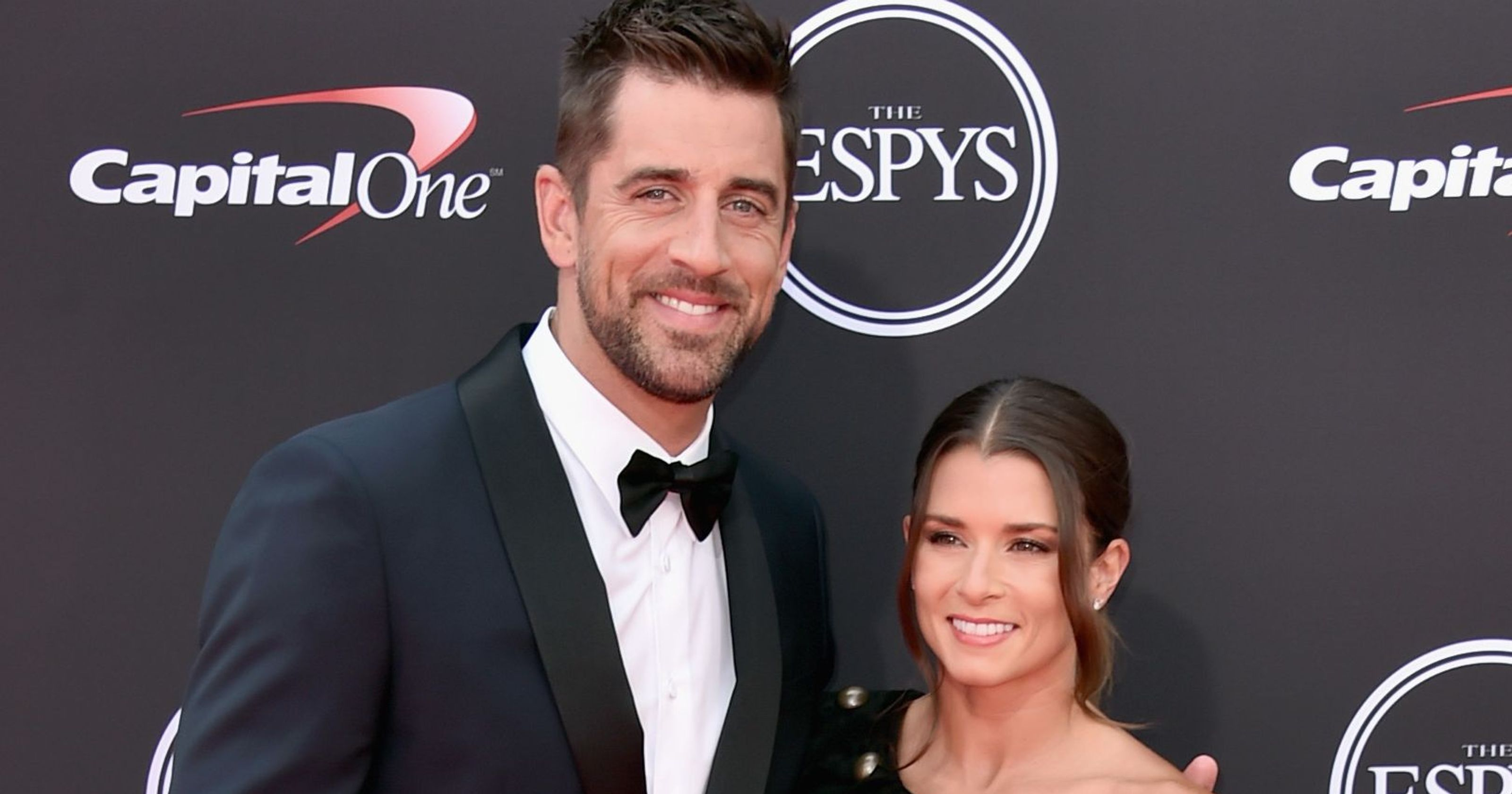 Danica Patrick Aaron Rodgers Aaron Rodgers Athlete Wife And Girlfriend