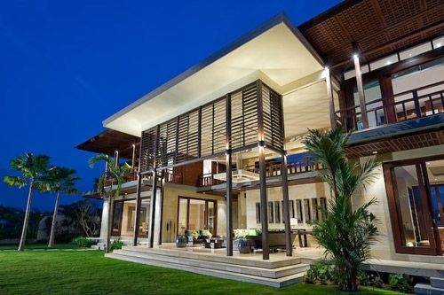 bali modern architecture villa bendega 4br bali villas great rh pinterest com Modern Beach House Bali Style House Kits Hawaii