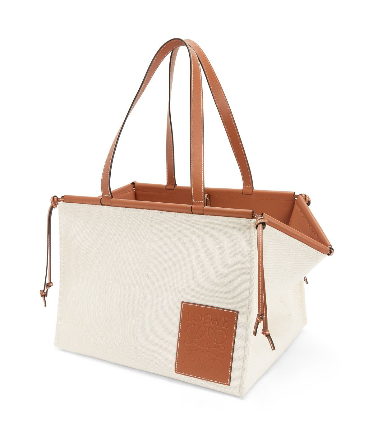 a0495a6380568 Cushion Tote Large Light Oat - LOEWE | Bags/Accessories inspiration ...