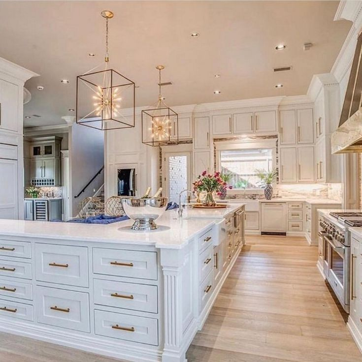 Home Designs Dream Kitchens Design House Design Dream Home Design