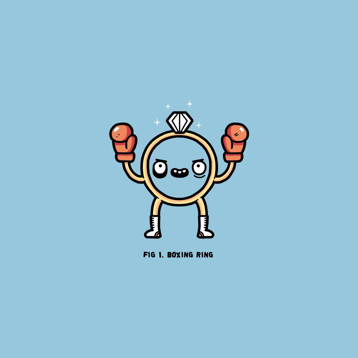 Boxing Ring Corny Boxing Rings Funny
