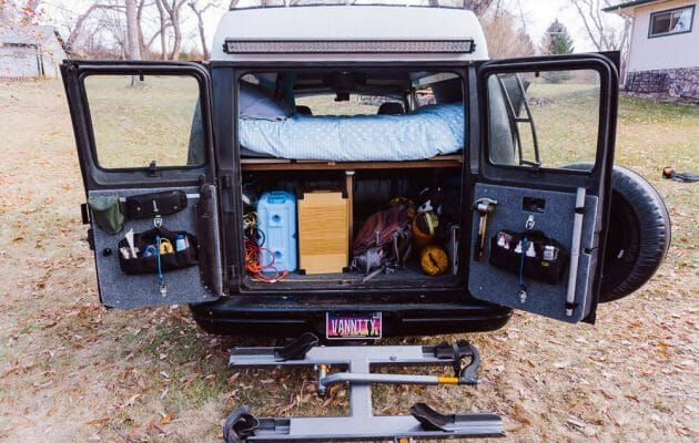 How Much Does Van Life Cost Real Of Living In A Campervan Conversion