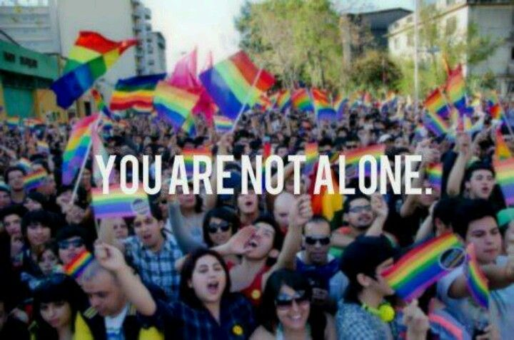 You are not alone <3