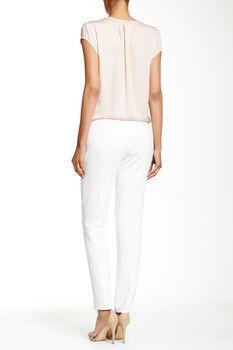Insight Front Zip Dress Pant
