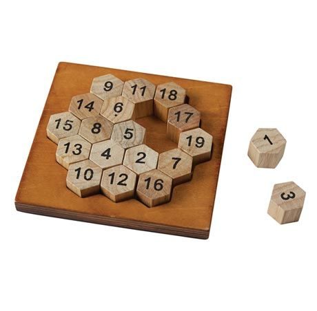 Aristotle S Number Puzzle Number Puzzles Puzzles Gifts Tiles Game