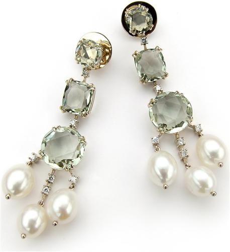 H.Stern Brincos Cobblestones - H.Stern Jewelry