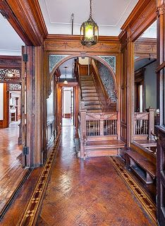 Bk To The Fullest Baffled By Bed Stuy Join The Club 364 Jefferson Avenue Victorian House Interiors Victorian Homes Victorian Interiors