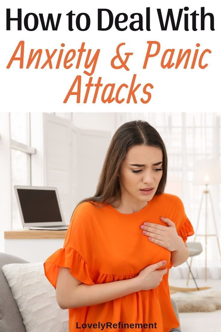 17 Proven Ways to Quickly Stop a Panic Attack - Lo