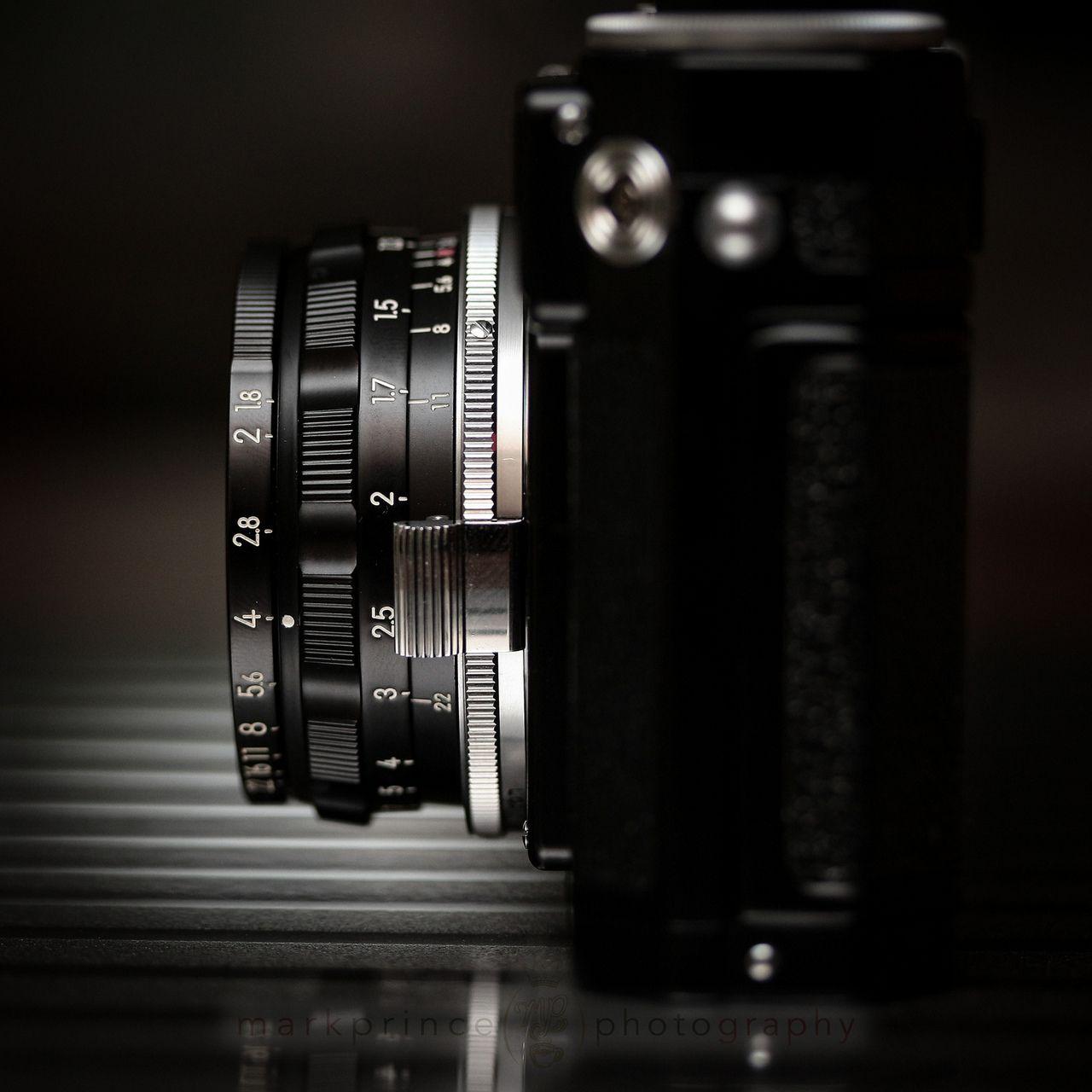 35mm F1 8w Nikkor C Lens On A Nikon Sp Limited Edition Rangefinder Nikon Lenses Camera Camera Nikon