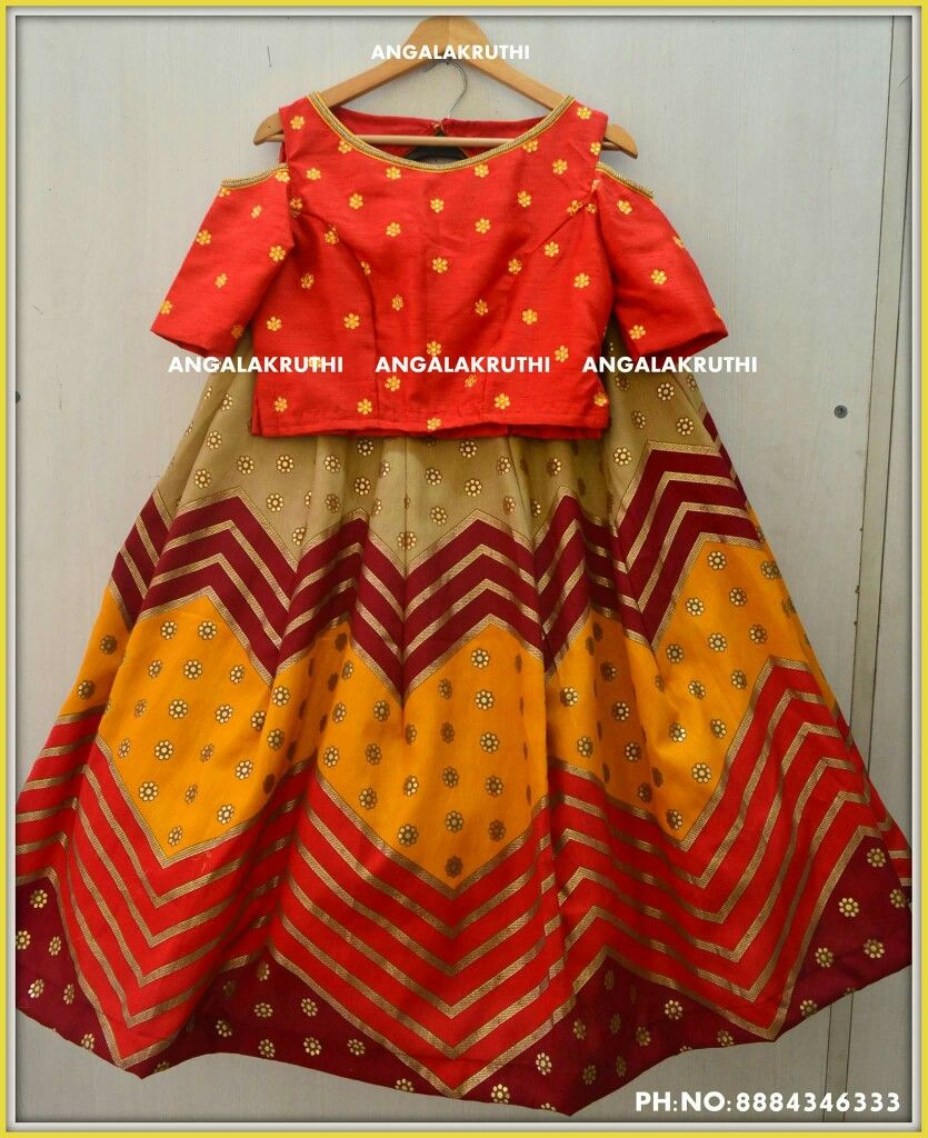 c9ee4fba620 #Croptop and skirt designs by Angalakruthi boutique Bangalore  Watsapp:8884346333 #Custom designer boutique with online order placement  service and ...