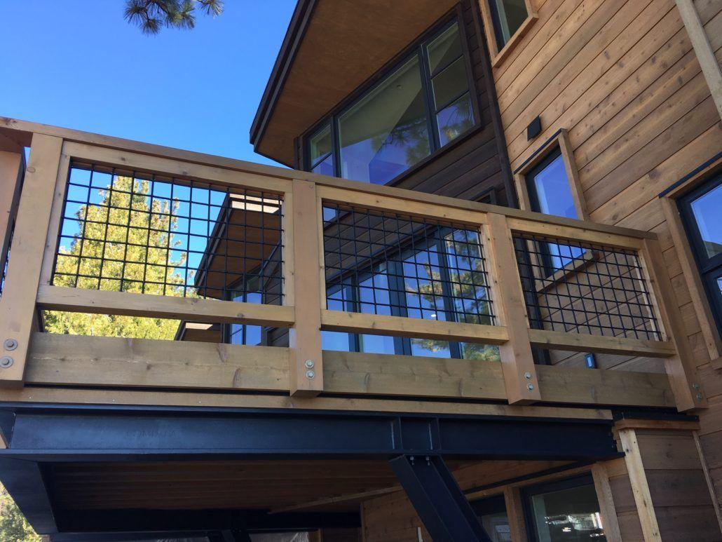 Gallery Wild Hog Railing Backyard fences, Fence design
