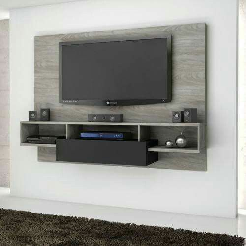 Living Room Tv Stand Decorating Ideas Blue 19 Amazing Diy You Can Build Right Now Decorate 50 Cool Designs For Your Home Bedroom Black