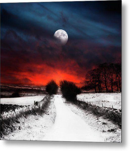 Hear My Voice Metal Print by Ian David Soar