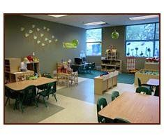 This classroom layout is for a 3-4yrs olds classroom we