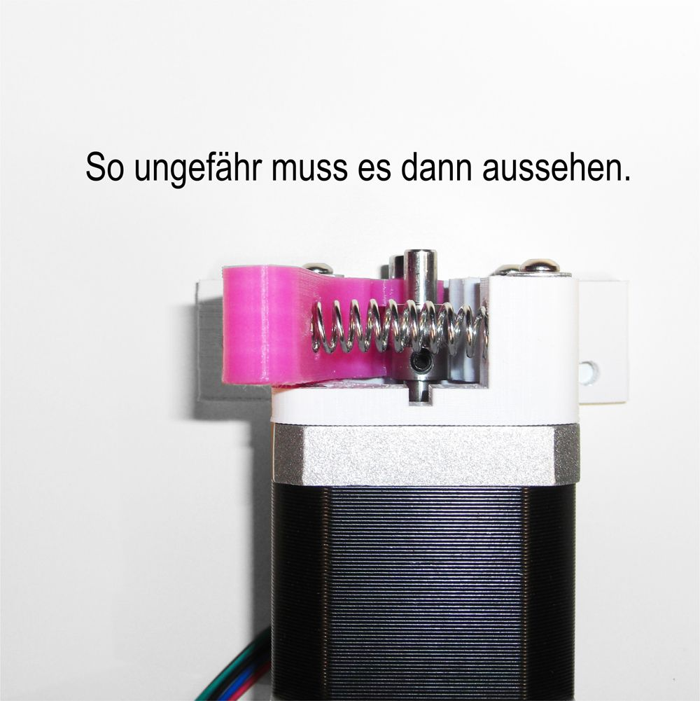 Pin von Bernhard Zimbelmann auf 3d printer bowden extruder