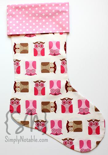 15 Handmade Christmas Stockings Tutorials | Nähen, Weihnachten und ...