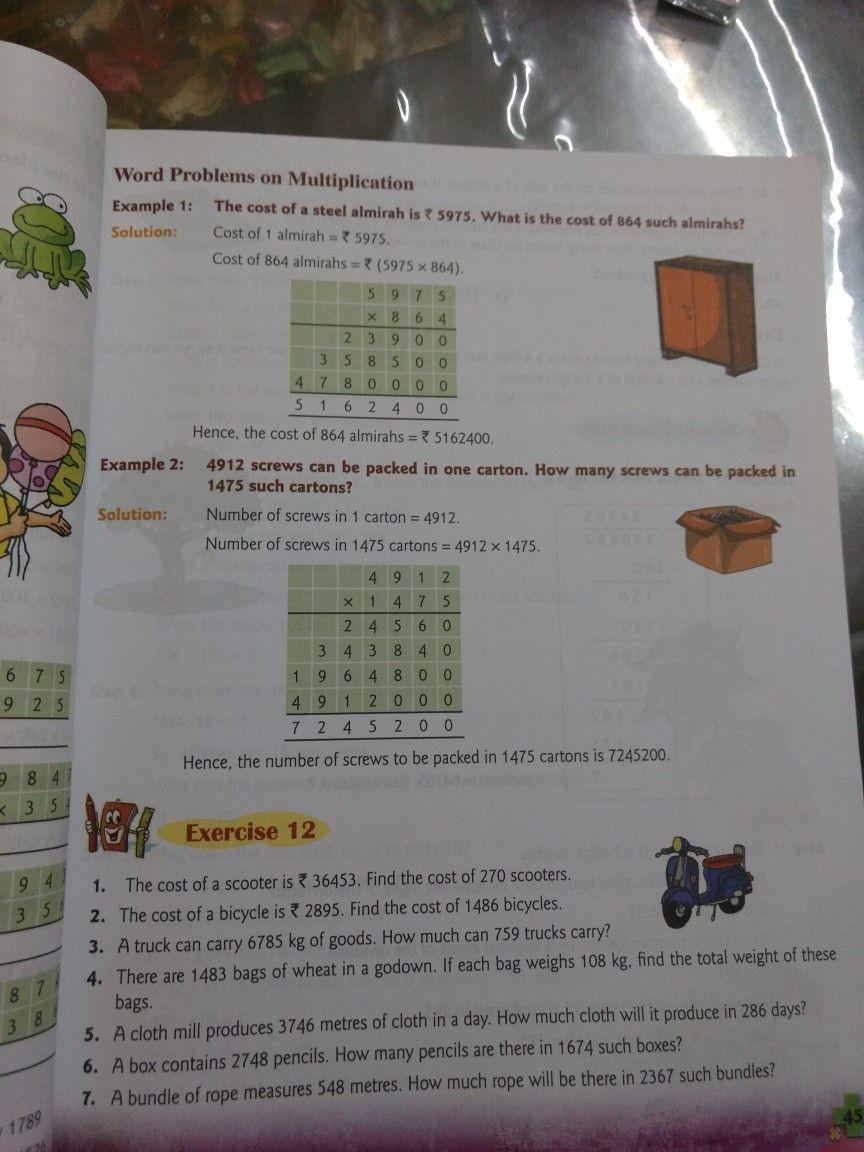 Pin on ICSE/CBSE grade 5 Mathematics