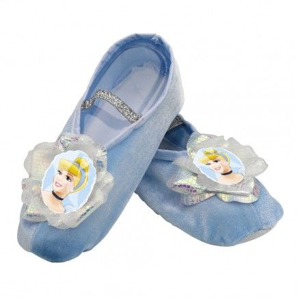 Bailarinas zapatitos Cenicienta para niña. Complementa tu disfraz de  Cenicienta con estas bailarinas Cenicienta para niña. Incluye una… 85c51e896484