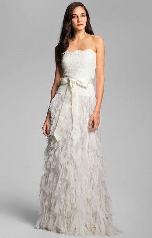 Informal Wedding Dresses | As informal wedding gowns are developed ...