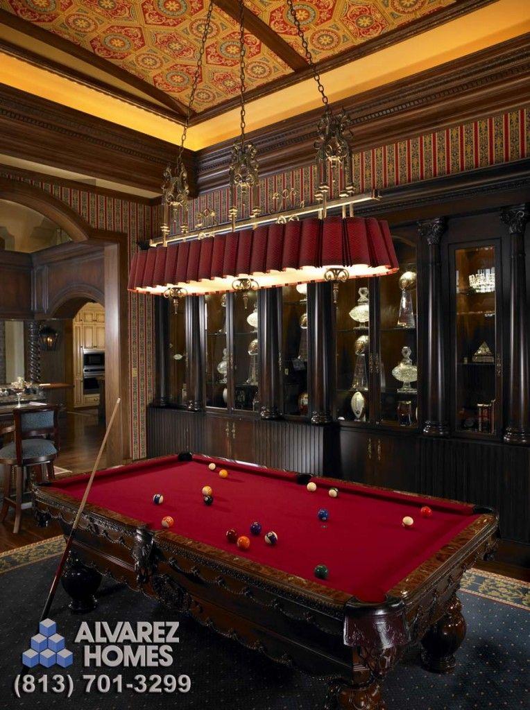 Billiard Room in The Tourmaline by Tampau0027s