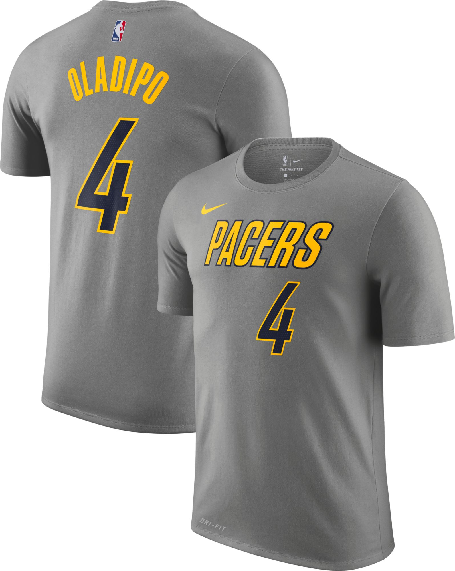 a7e7e1155 Nike Youth Indiana Pacers Victor Oladipo Dri-FIT City Edition T-Shirt