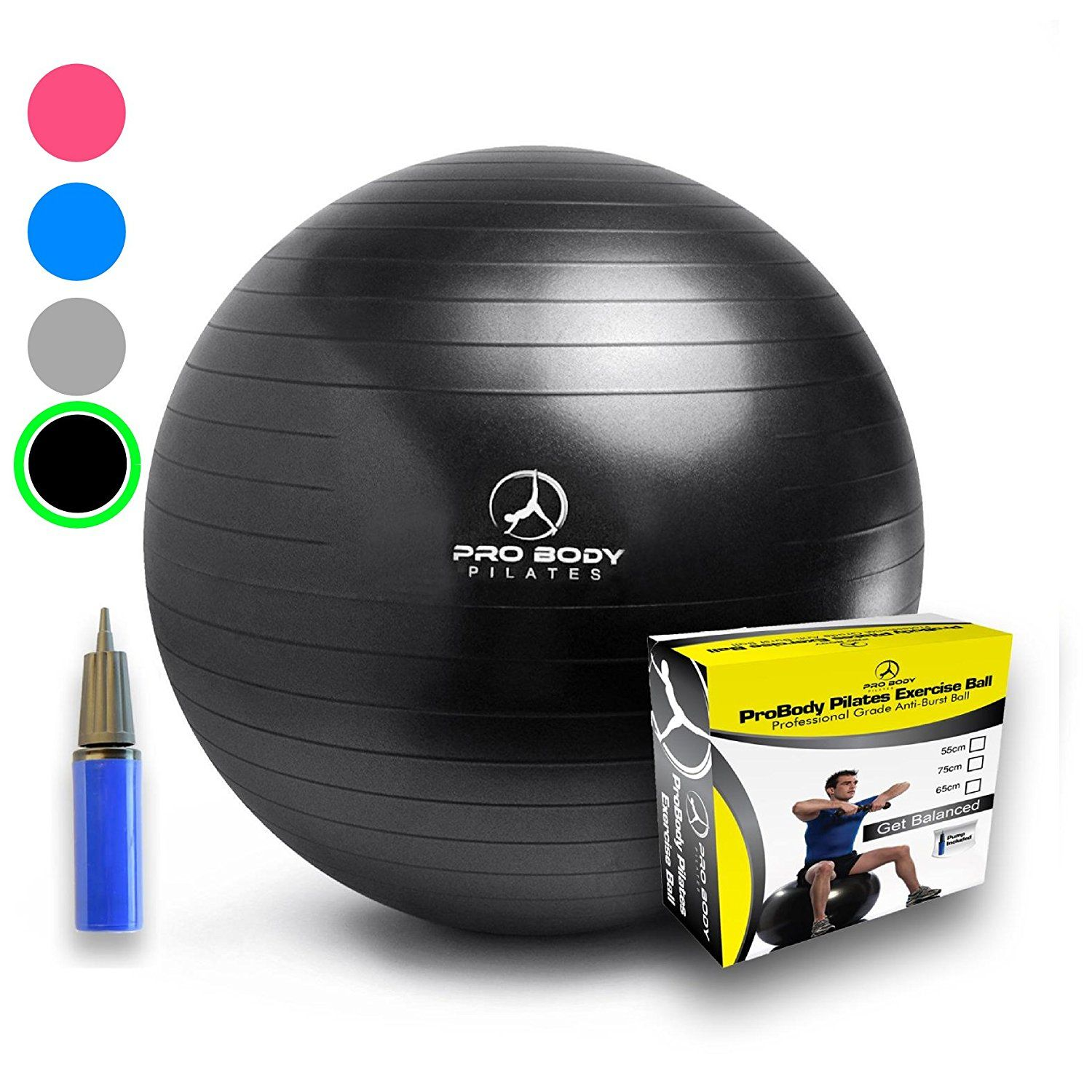 Top 10 Best Stability Balls In 2020 Reviews Exercise No Equipment Workout