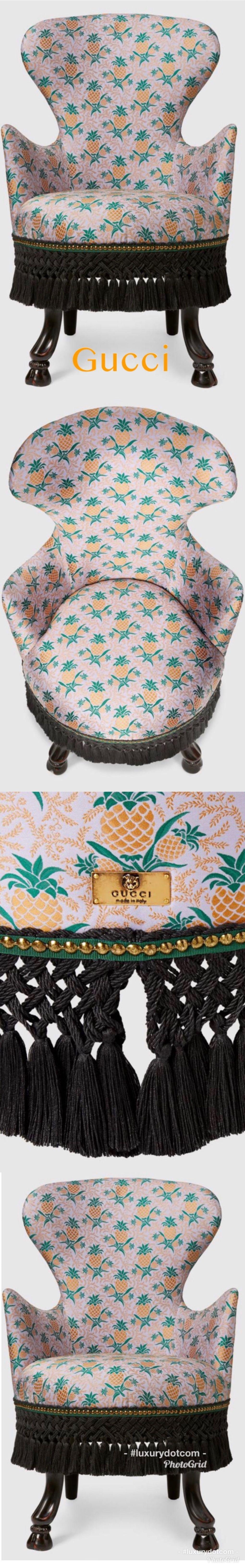 "d0b97b3f96970 Gucci 2019 2020 ""Worldly pleasures"" homeware designs and prints ..."