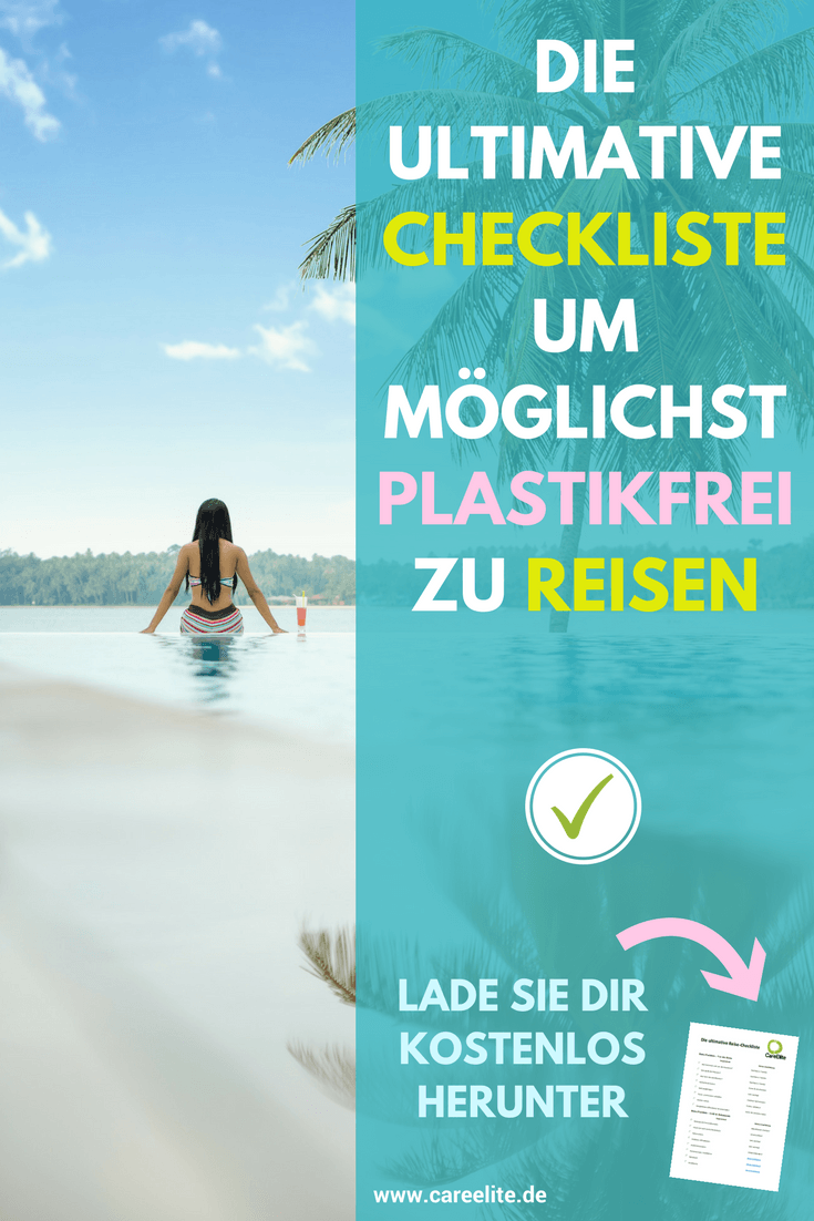 die beste reise checkliste zum packen für den urlaub
