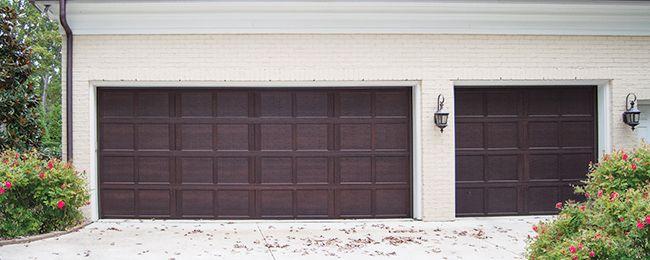 Overhead Door Co Shaker Style Garage Doors Garage Door