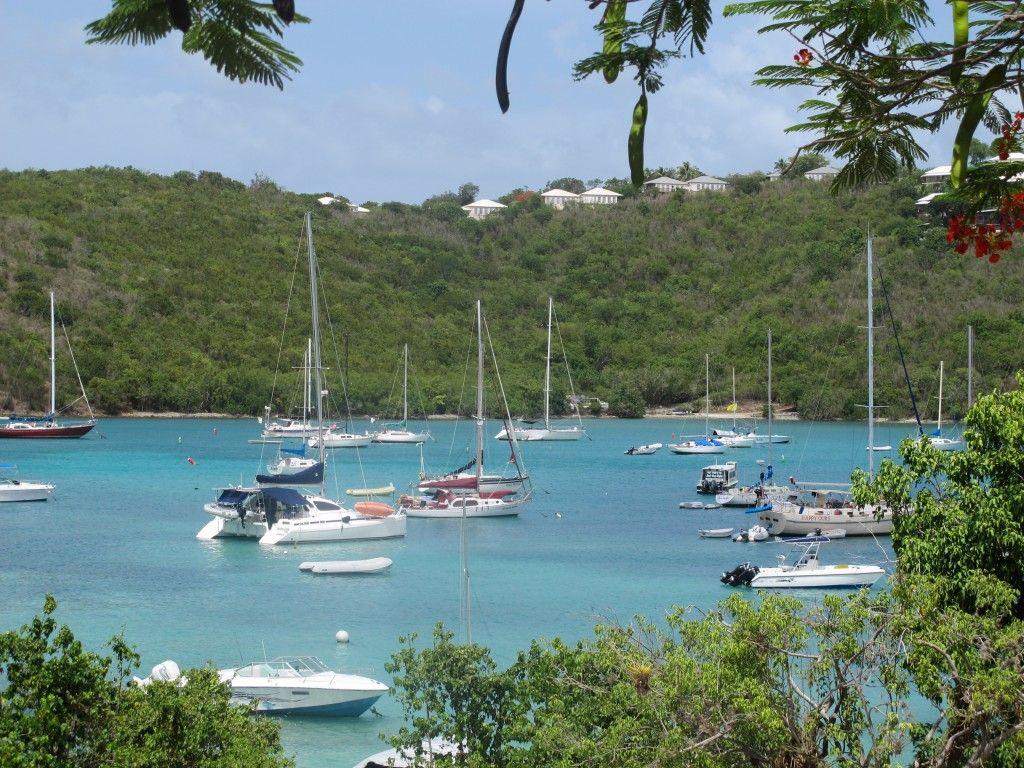 Cruz Bay, St. John | via www.reeftraveler.com