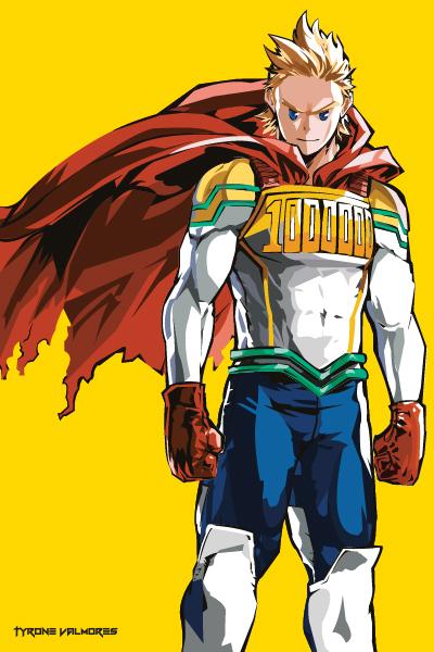 Lemillion Vector Art Small By Raijtt On Deviantart My Hero Academia Episodes My Hero Anime