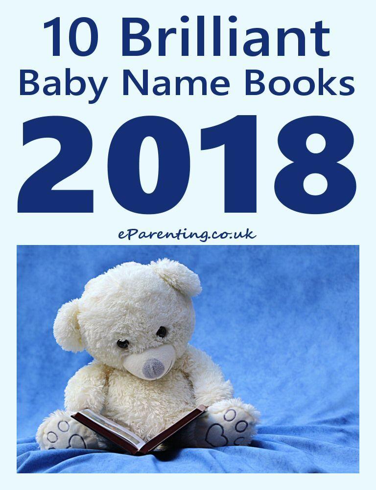 10 Brilliant Baby Name Books 2018 Best Of Eparenting Pinterest