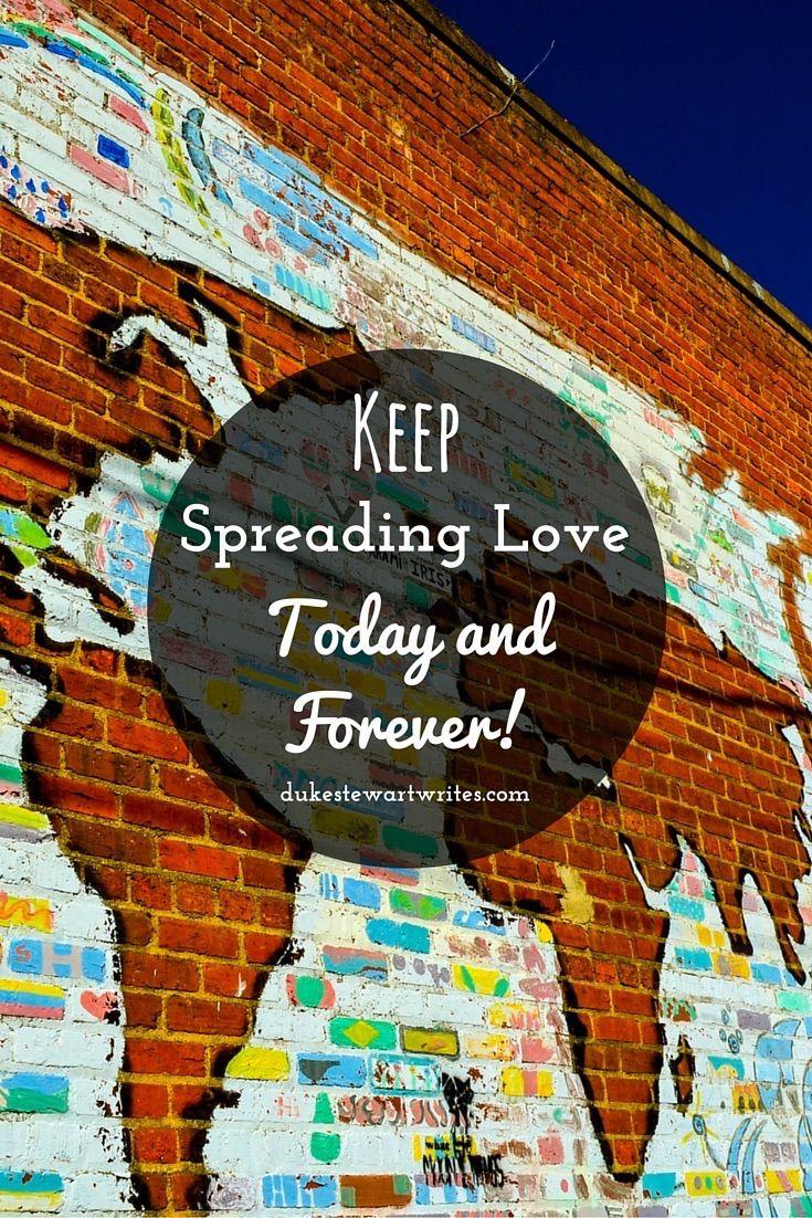 Keep Spreading Love by Duke Stewart