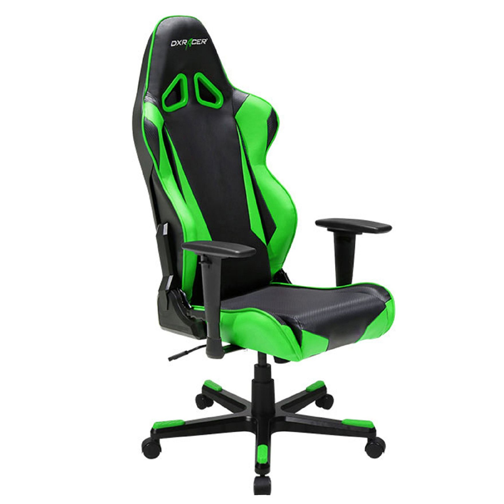 Dxracer Rb1ne Computer Chair Office Chair Esport Chair Gaming Black And Green Chairs Gaming Chair Racing Chair Chair