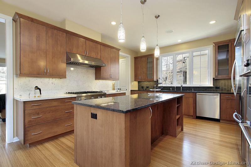 Best Traditional Light Wood Kitchen Cabinets 149 Kitchen 400 x 300