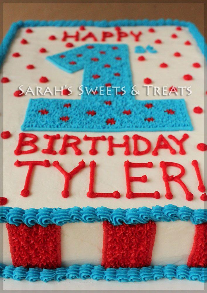 Dr Seuss Cakes Cake Birthdays and Birthday party ideas